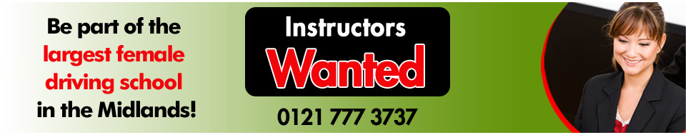 Instructors Wanted
